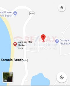 KAMALA BEACH LAND PLOTS FOR SALE