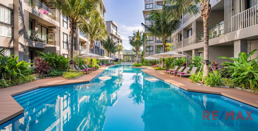 Modern Design Condominium for Sale in Bangtao