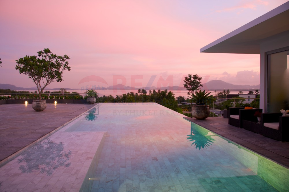 5 BEDROOM OCEAN VIEW POOL VILLA IN CAPE YAMU