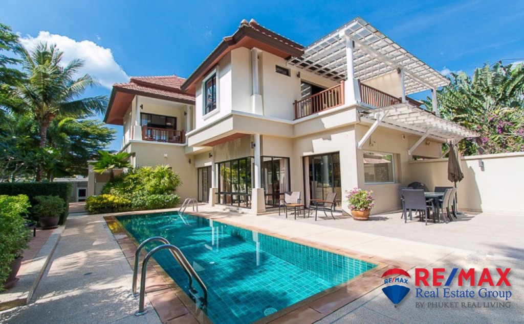 LAGUNA 4BEDROOM POOL VILLAS FOR SALE
