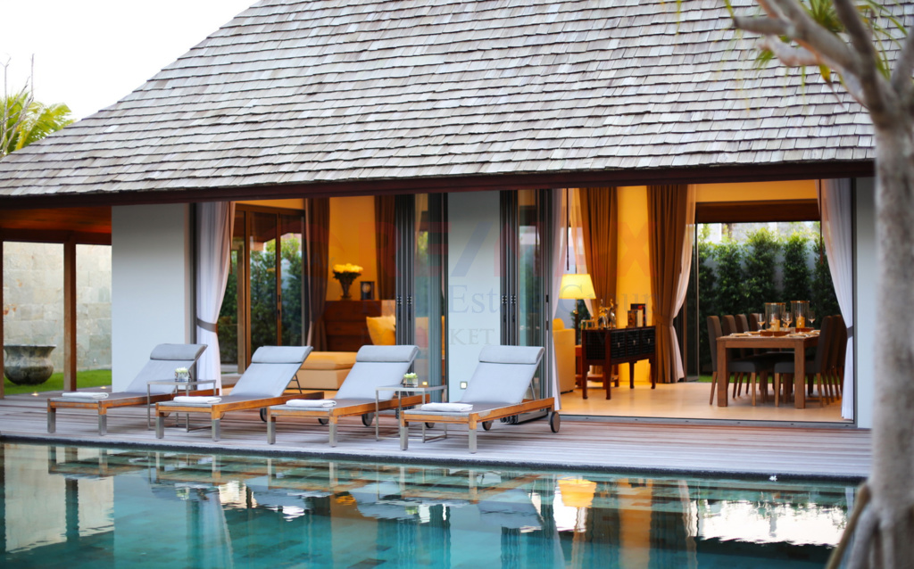 LUXURY 3 BEDROOM VILLA IN CHERNGTALAY FOR SALE