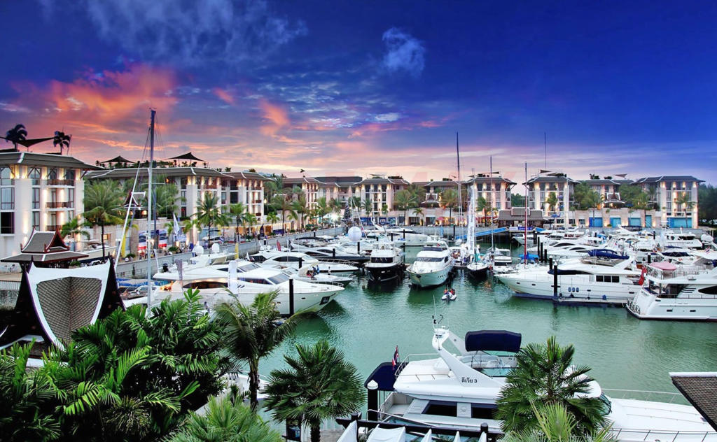 PHUKET MARINA CONDO/APARTMENT 3 BEDROOM FOR SALE