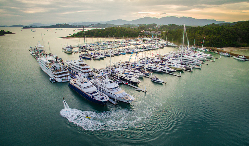 YACHT MARINA PHUKET CONDO/APARTMENT 1 BEDROOM FOR SALE