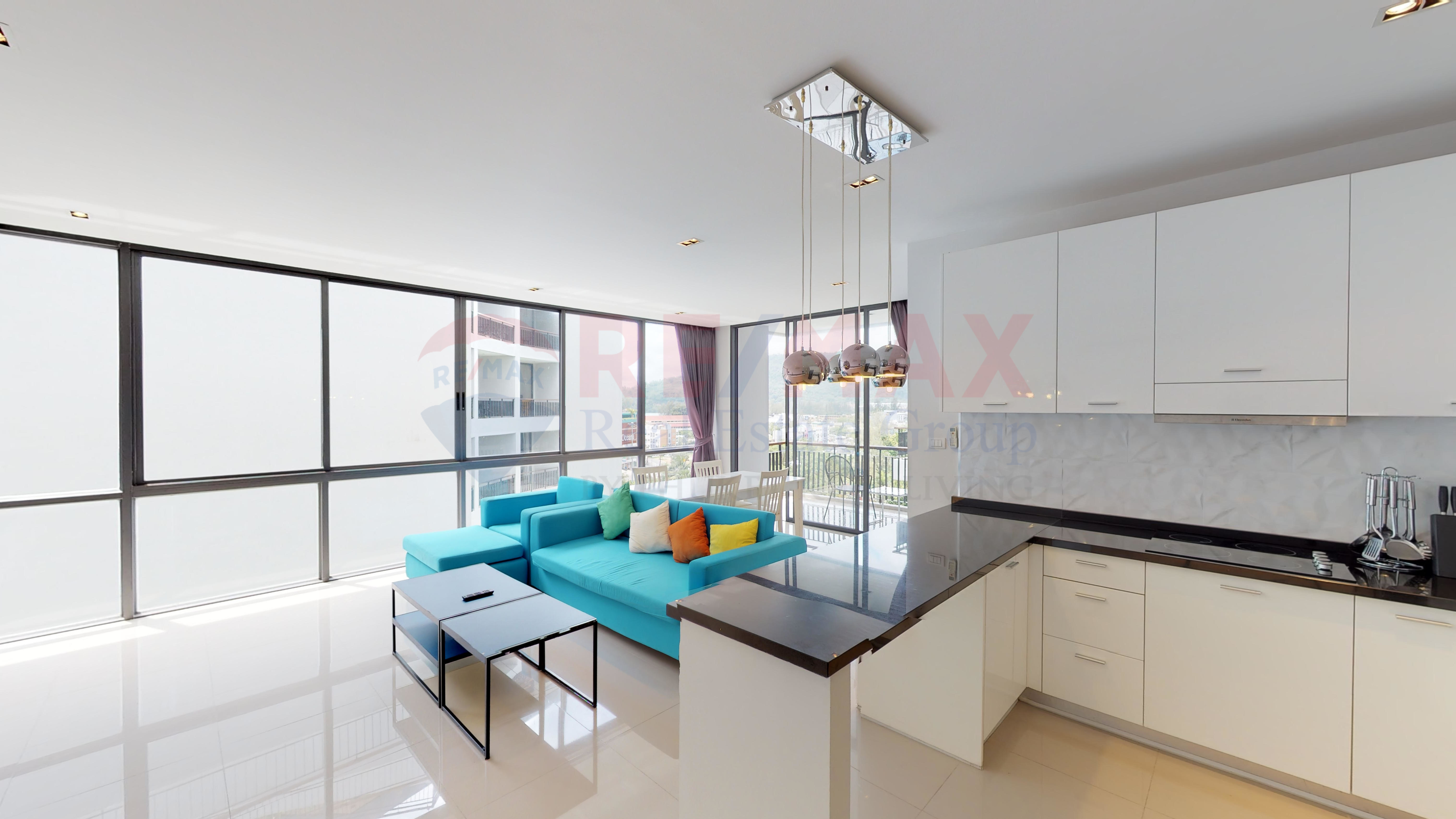 KAMALA CONDO FOR SALE SPACIOUS 1 BED
