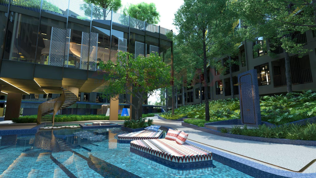 PHUKET TOWN APARTMENT/CONDO 1 BEDROOM FOR SALE