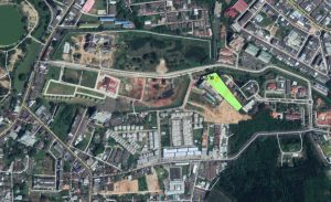 PHUKET TOWN LAND PLOT 5 RAI FOR SALE