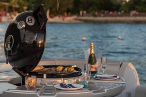 Remax recommended restaurant - The Floating Donut, BBQ on Boat