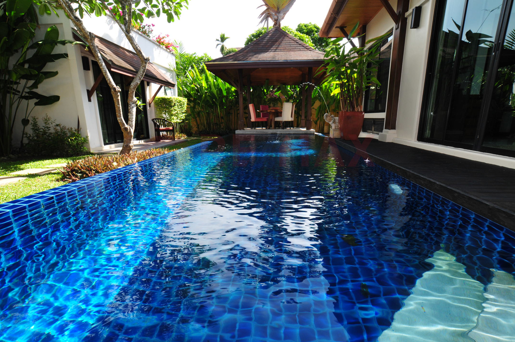 PRIVATE POOL VILLA 3 BEDROOM IN RAWAI FOR SALE