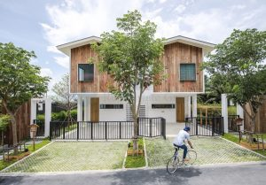 JAPANESE STYLE HOME WITH 3 BEDROOM IN PHUKET TOWN FOR SALE
