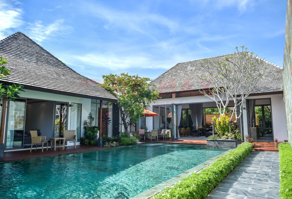 Lake Front Pool Villa for Sale in Choeng Thale, Phuket