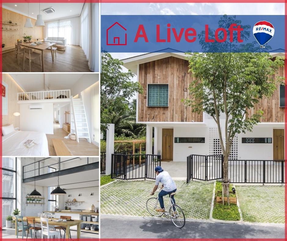 Type of Housing - A Loft House, Remax Phuket, Phuket Property