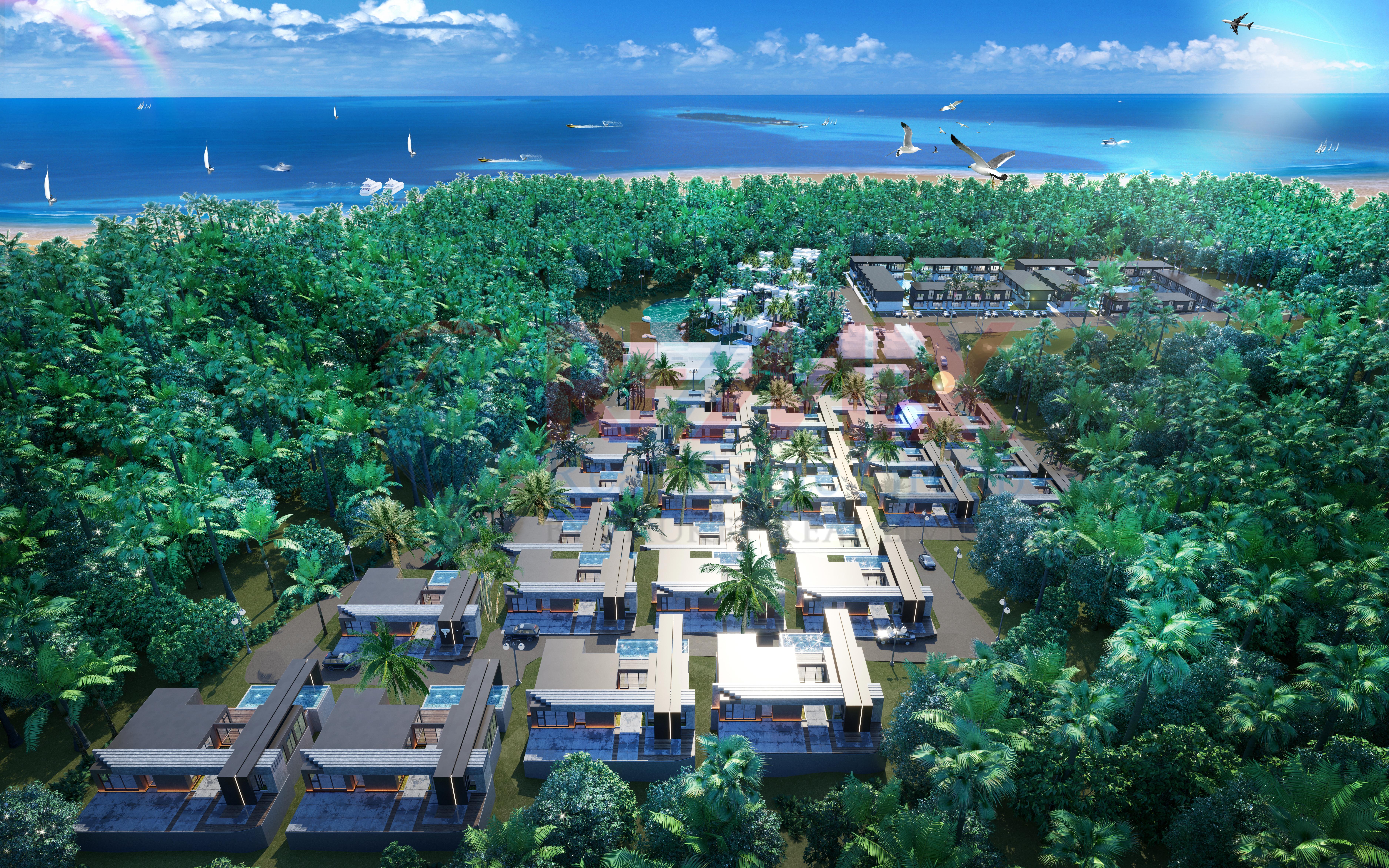 Luxury Residential Villa for Sale in Mai Khao, Phuket