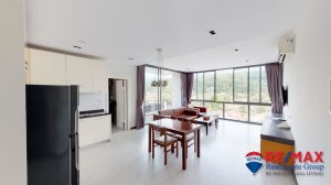 Icon C22 - Mountain View 1 Bedroom Apartment for Rent in Kamala