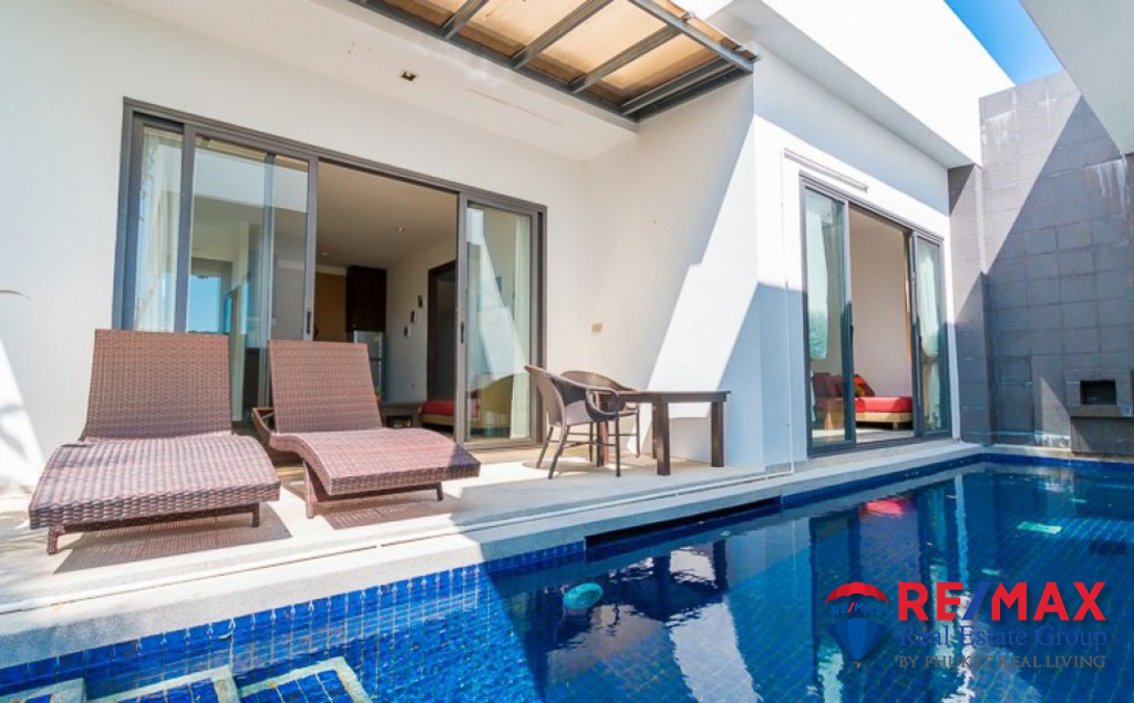 Choeng Thale 2 Bedroom Pool Villa for Sale