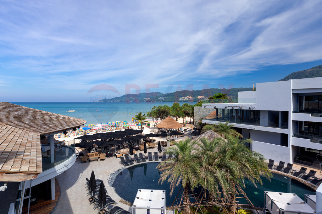 PATONG OCEAN FRONT APARTMENT FOR SALE