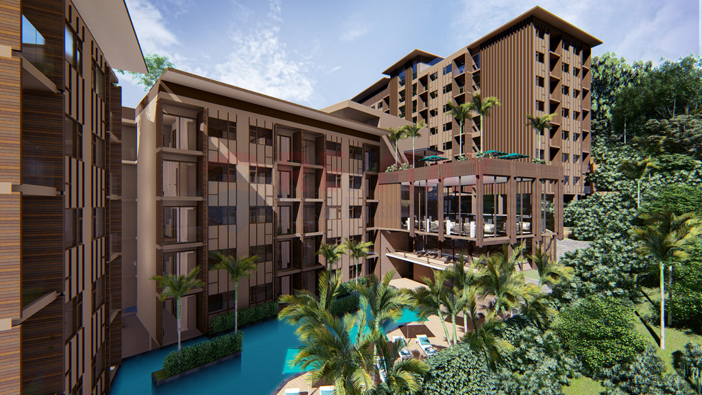 CONDOMINIUM IN KARON FOR SALE