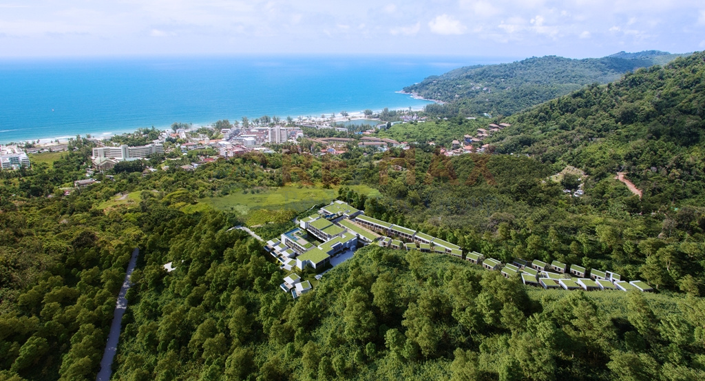 CONDOMINIUM DEVELOPMENT IN KARON WITH SEA VIEW FOR SALE