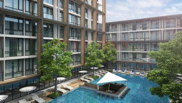 Hillside Condominium for Sale in Patong, Phuket