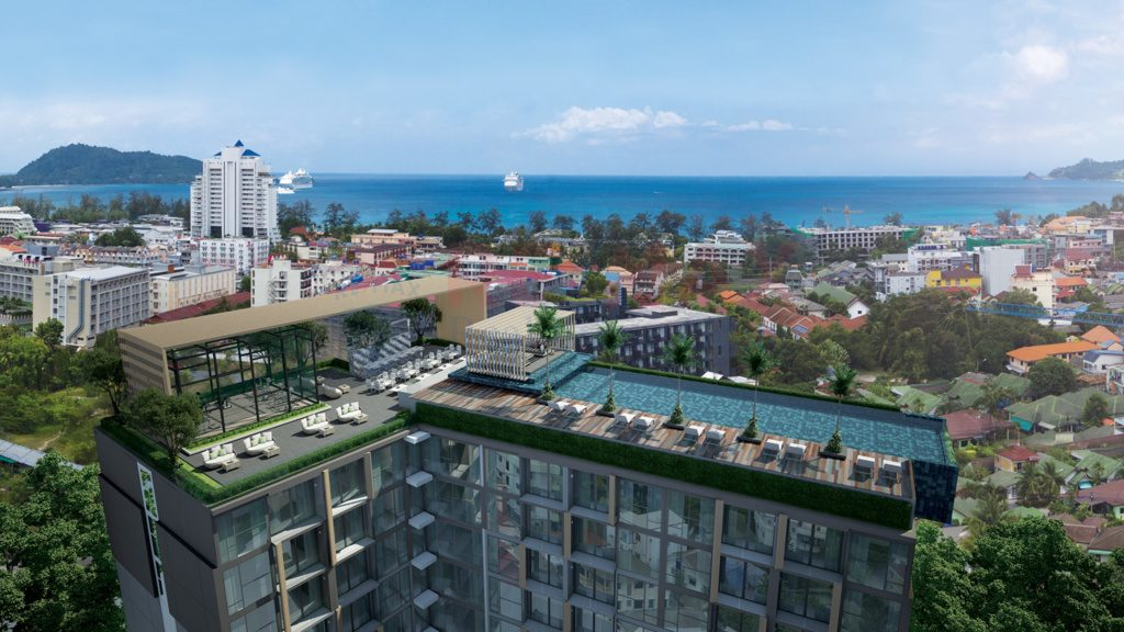 City Center Condominium for Sale in Patong, Phuket