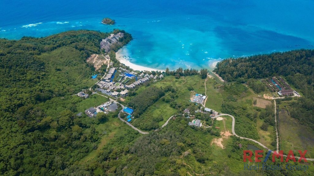 Sea View Beachfront Condominium Project for Sale in Nai Yang, Phuket