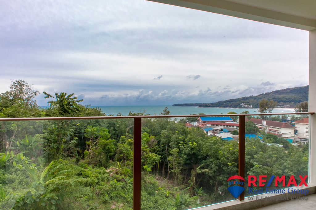Ocean View 1 bed Condo For Sale Kamala