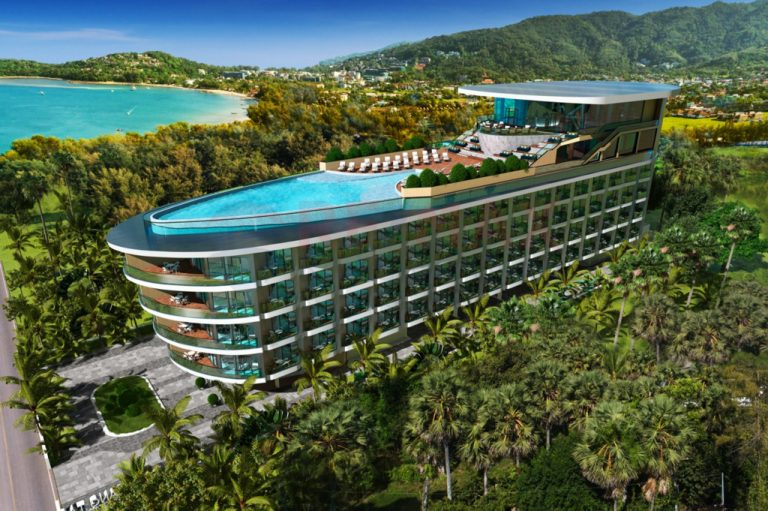 MODERN CONDOMINIUM PROJECT IN BANG TAO BEACH FOR SALE