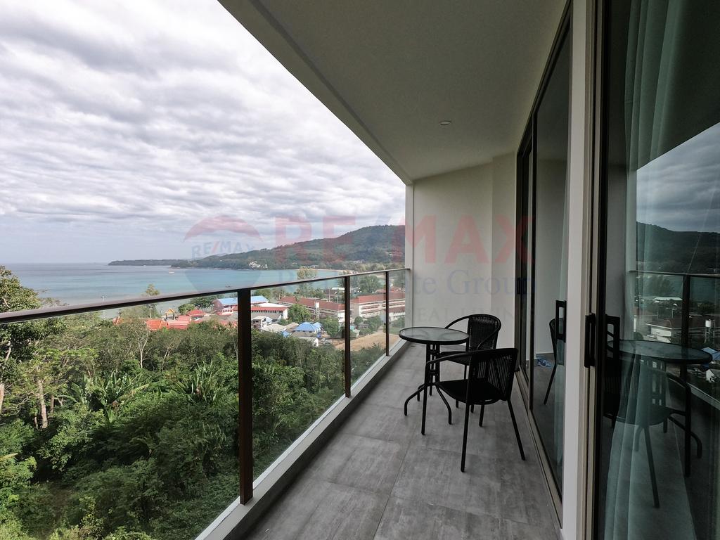 Stunning 1 bedroom Ocean View condo Kamala A52 Oceana Freehold