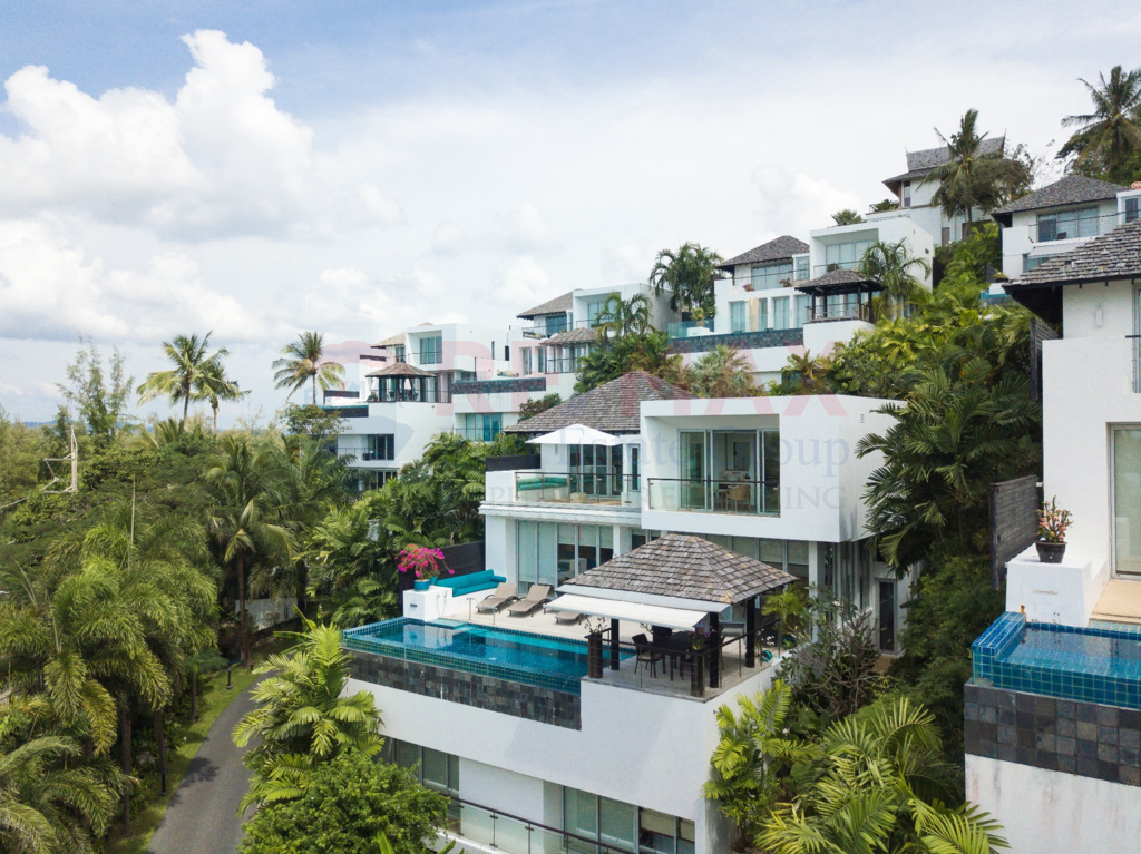 SURIN BEACH OCEAN VIEW VILLA FOR SALE