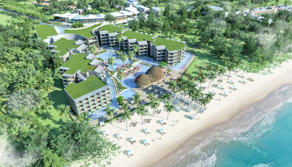 Wyndham Grand Beachfront Resort for Investment in Bang Tao, Phuket