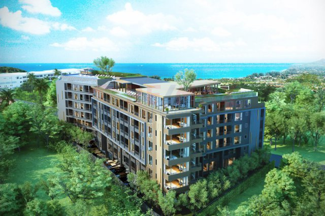 Foreign Leasehold 1-Bed Condo Near Surin Beach