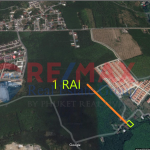 1 RAI (1,600) SQM Land In Thalang