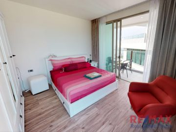 Oceana A75 - 1 Bedroom Kamala City View Apartment for Rent in Kamala