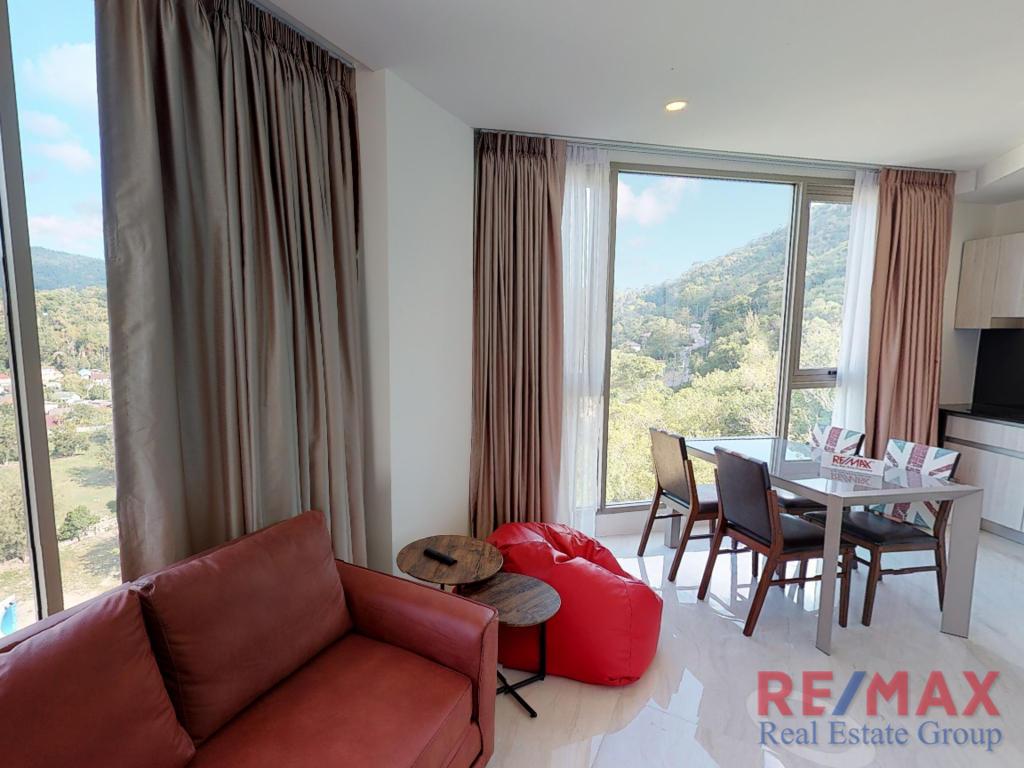 Oceana A75 – 1 Bedroom Kamala City View Apartment for Rent in Kamala