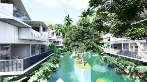 Lake Side Villa Development in Thalang Near Airport for Sale