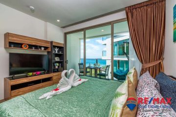 Ocean View Freehold Studio Apartment for Sale (A53)