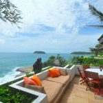 Ocean Front 4 Bedroom Pool Villa in Kata for Sale