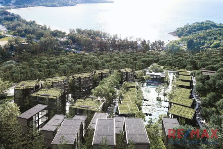 Lake Side Residence Development In Kamala for Sale