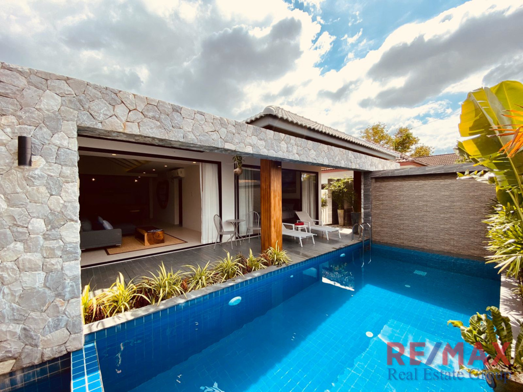 3 Bedroom Private Pool Villa for Sales near Laguna, Phuket