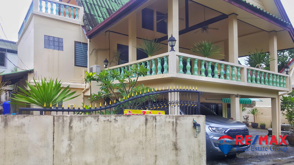 Three Story 4-Bedroom House In Kamala