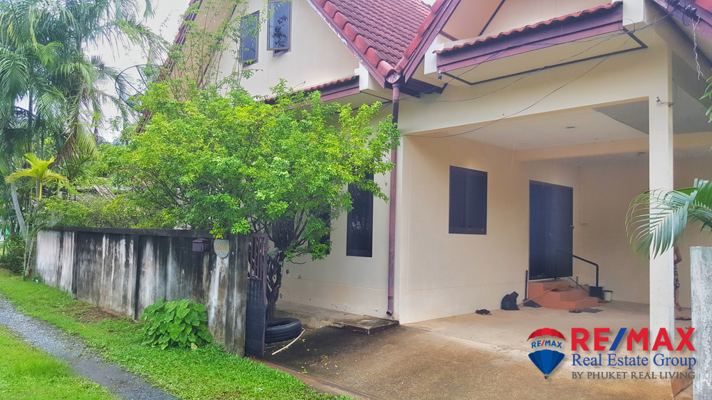 Two Story 3-Bedroom House In Kamala