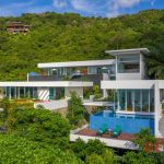 Modern Luxury Ocean View Pool Villa in Kamala for Sale