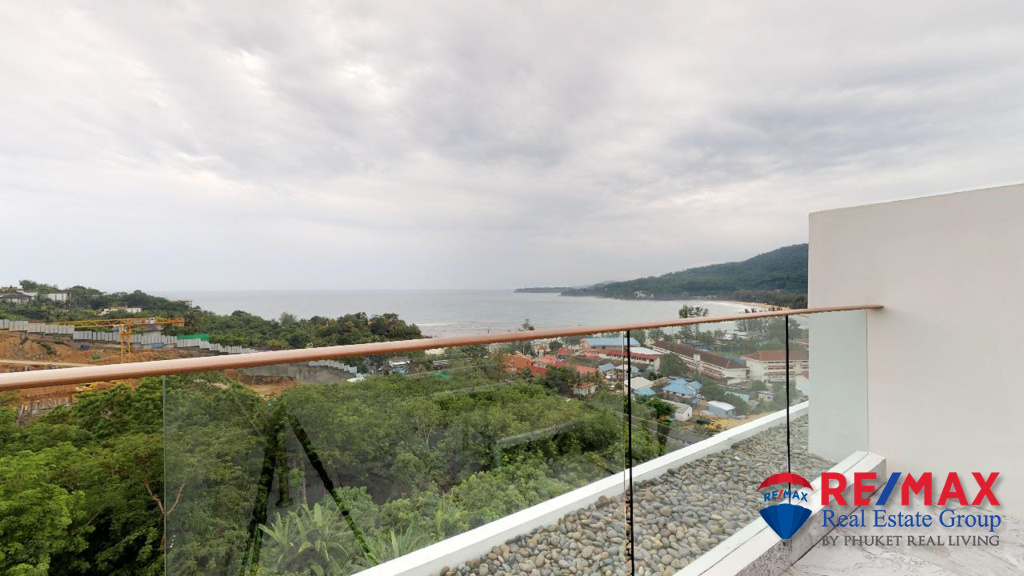 Ocean View Penthouse in Kamala for Sale
