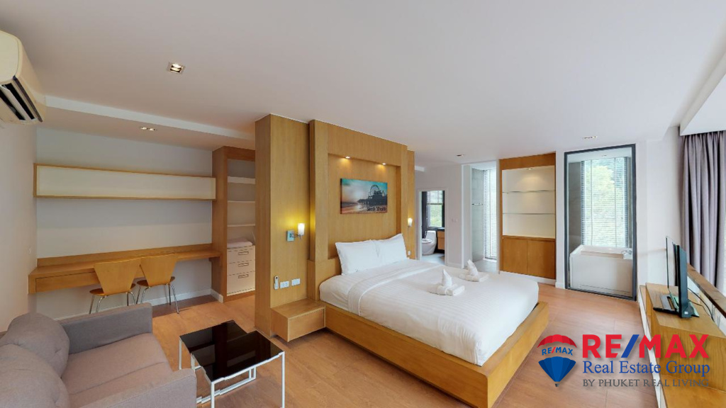 MODERN DUPLEX APARTMENT IN KAMALA FOR RENT (A43)