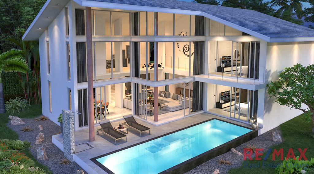 3 Bedroom Pool Villa Development in Pasak Choeng Thale