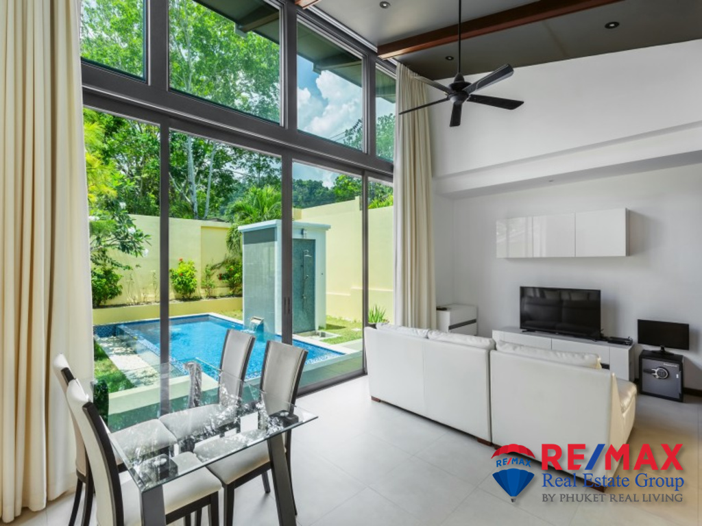 2 Bedroom Private Pool Villa for Sale in Si Sunthon, Phuket