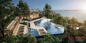 Ocean Bay Residential Development in Pa Klok