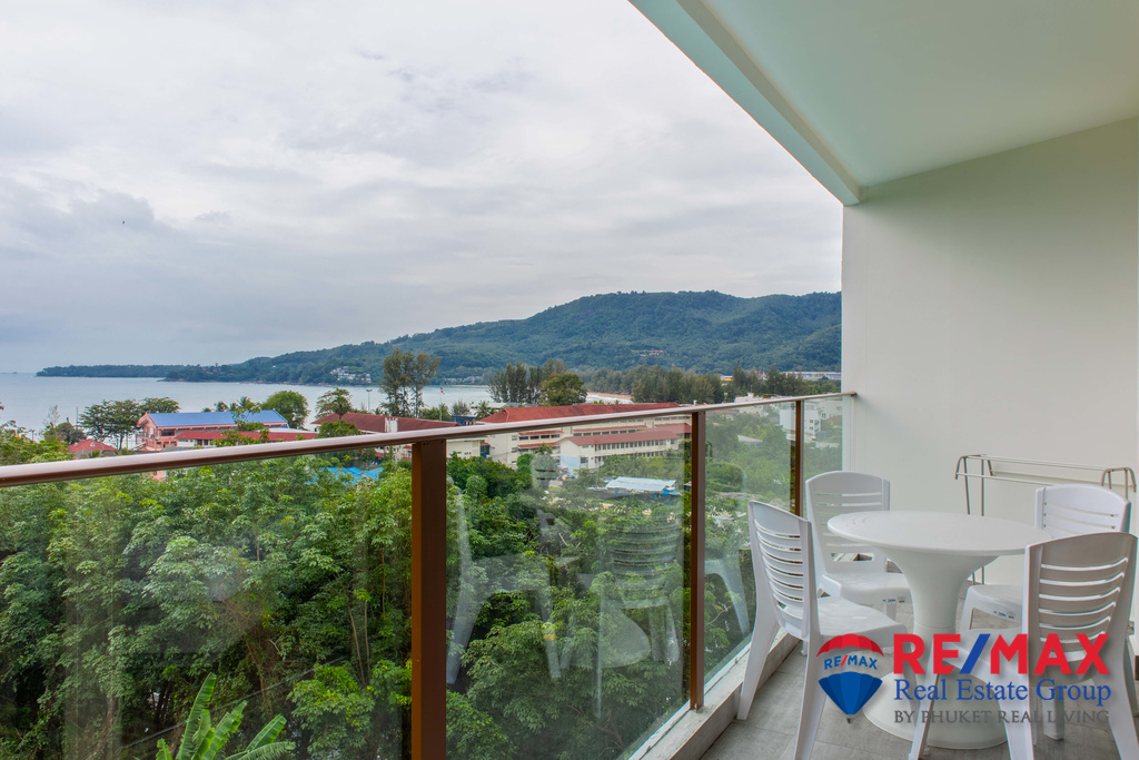 1 Bedroom Sea and Pool View Apartment In Kamala