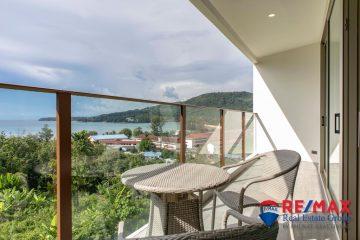 Ocean View 1 Bedroom Apartment In Kamala For Sale (B32)