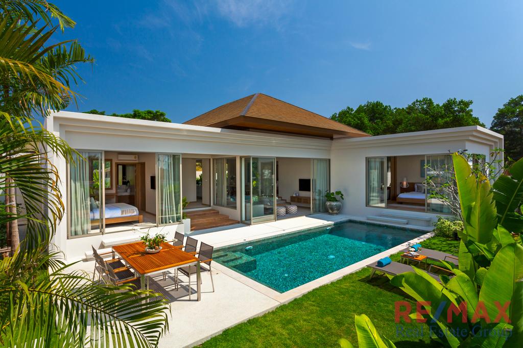 Modern Pool Villa Development in Choeng Thale