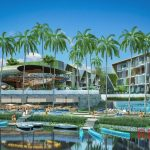 Wyndham Grand Nai Harn Beach Hotel and Residence Development